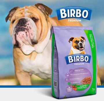 Birbo Premium Carne y Vegetales
